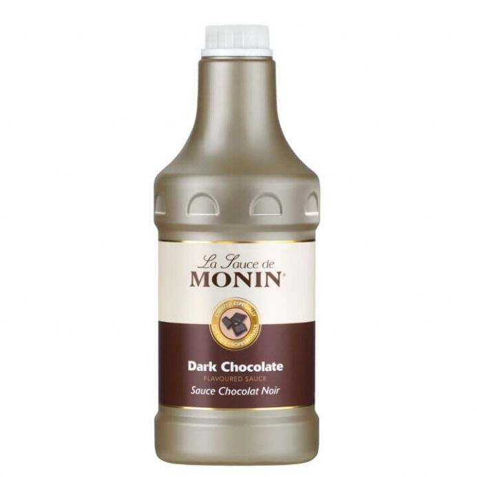 Monin Dark Chocolate Sauce 1.89ltr